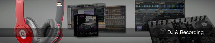 DJ & Recording
