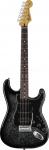 FENDER Black Paisley Stratocaster HSS