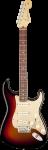 "FENDER FSR American Standard Stratocaster ""V"" Neck, Mystic 3-Color Sunburst"