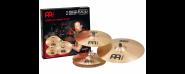 Meinl MCS Beckensatz, Cymbal Set