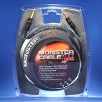 MONSTER Cable BASS 21 INST Instrumentenkabel 6,4m