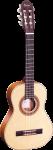 Ortega R121 1/2 NT Konzertgitarre Classical Guitar