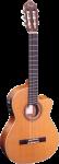 Ortega RCE131 Konzertgitarre mIt Tonabnehmer Classical Guitar