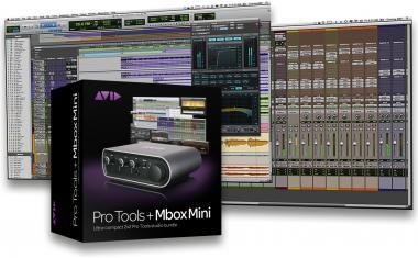 AVID AKTION Pro Tools 9+10+11 Mbox Mini Bundle