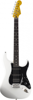 FENDER Modern Player Stratocaster HSS, Olympic White