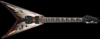 DEAN Dave Mustaine Signature VMNT, Angel of Deth