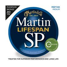 Martin SP Lifespan Acoustic Strings MSP7200