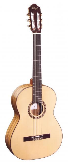 Ortega R238 Konzertgitarre Fichte Ausstellungsstück