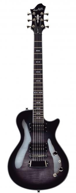 HAGSTROM Ultra Swede, Cosmic Black Burst